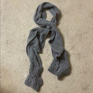 NWOT Gray Furla Scarf